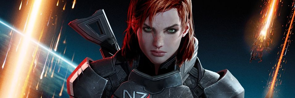I harnisk over Mass Effect 3-slutten