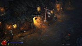 Slik ser Diablo III ut på konsoll.