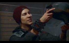 Infamous: Second Son (skjermdump fra stream)