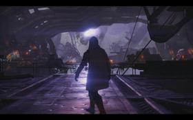 Destiny rundet av det hele (skjermdump av stream).