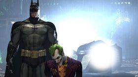 Batman: Arkham Asylum bruker mellomsekvenser for ting spillmotoren ikke takler.