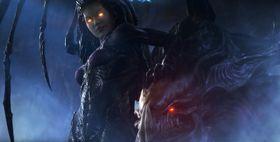 Blizzard tvilholder på mellomsekvensen, også i StarCraft II-utvidelsen Hear of the Swarm.