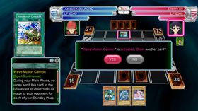 Yu-Gi-Oh! 5D's Decade Duels Plus.