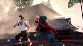 Karateka.