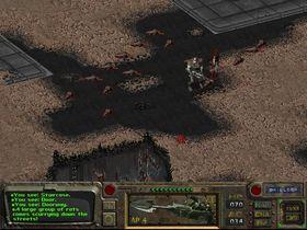 Feargus Urquhart jobbet på det første Fallout-spillet.