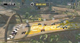 MotorStorm RC; Evolution Studios siste spill.