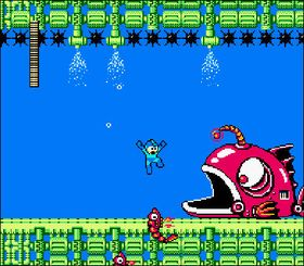 Mega Man II.