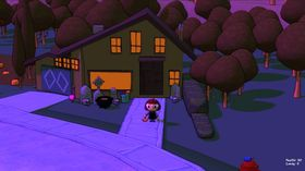 Costume Quest Prototype.