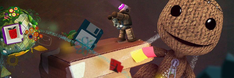 ANMELDELSE: LittleBigPlanet 2