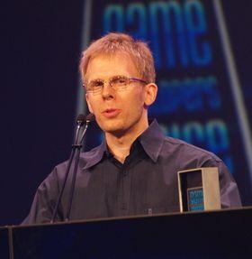 John Carmack (Foto: GDC).