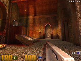 iD Software prøvde seg på Linux med Quake III Arena.