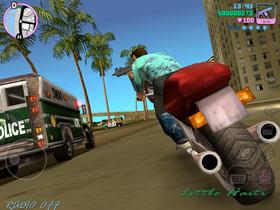 GTA: Vice City.