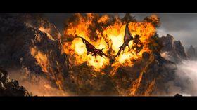 Blizzard er kjent for sine spektakulære filmsekvenser i spillene sine. Her fra åpningsfilmen til World of Warcraft: Cataclysm.