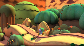 Det nye Yoshi-spillet.