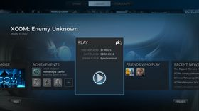 Blir Steam-skjermbildet et fast innslag i stua?