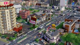 Vår anmelder var fornøyd med SimCity.