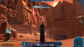 Star Wars: The Old Republic hadde en problematisk utviklingsperiode.