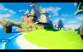 Nintendo pusser opp Wind Waker. (Bilde: Nintendo Direct 23.01.2013)