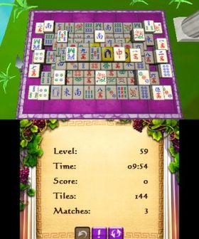 Mahjong Mysteries: Ancient Athena.