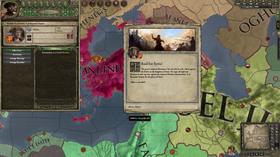 Paradox Crusader Kings II kom nylig til Linux.
