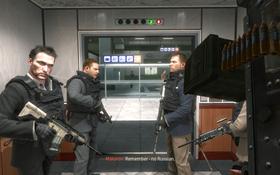 Coll of Duty: Modern Warfare 2s flyplassekvens trekkes ofte frem i debatter.