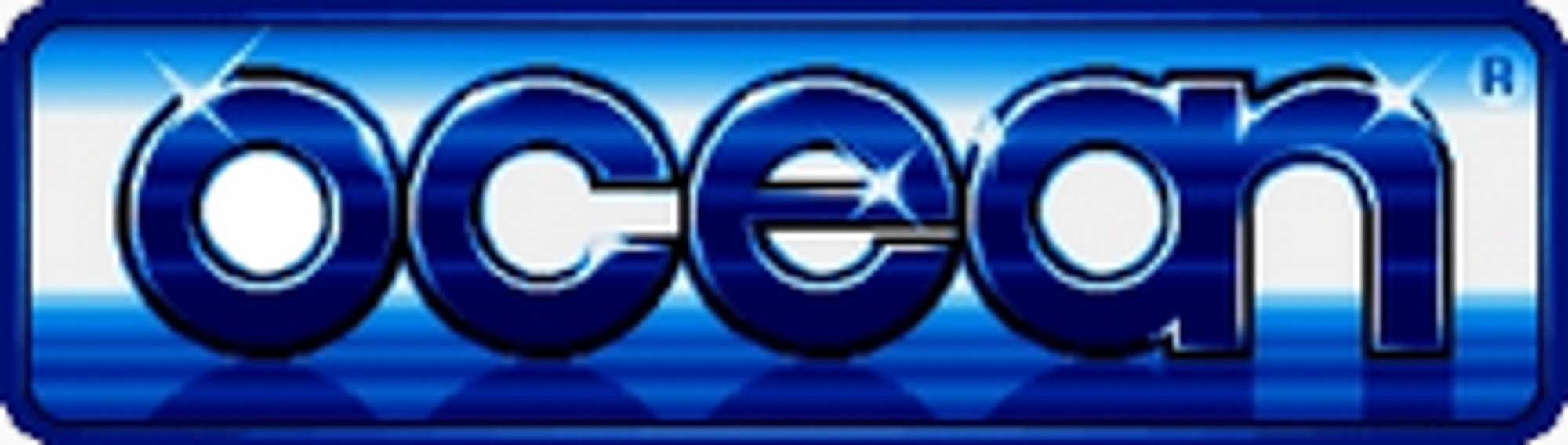Den karakteristiske Ocean-logoen.