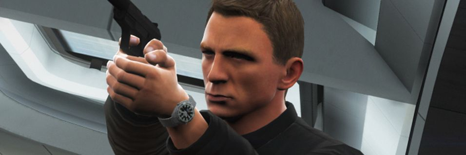 SNIKTITT: James Bond 007: Blood Stone