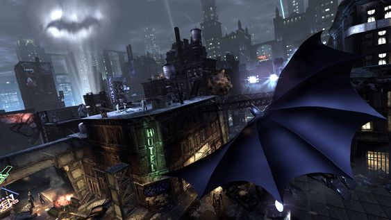 Batman: Arkham City.