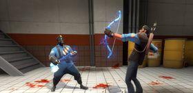 Team Fortress 2 er et av spillene som er tilgjengelige for Linux.