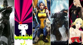 De beste spillene i 2012