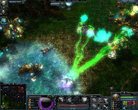 Heroes of Newerth baserer seg på det kjente Dota-kartet.