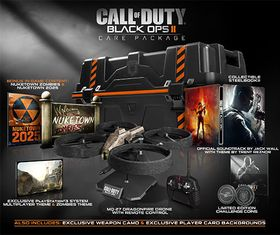 Call of Duty Black Ops II Care Package.