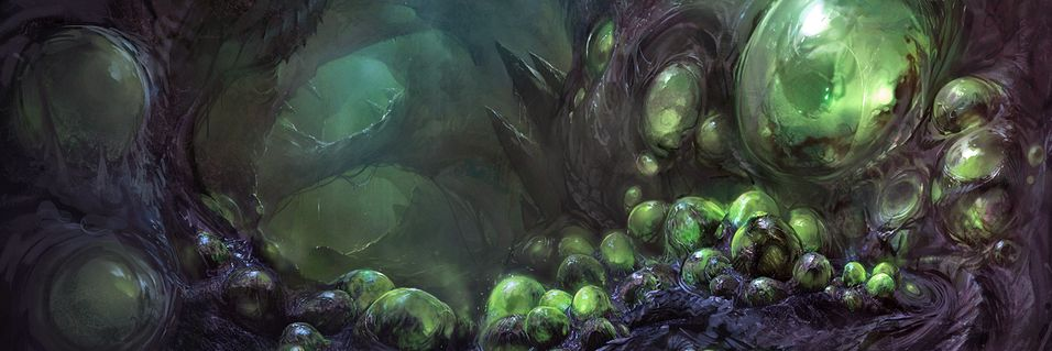 SNIKTITT: StarCraft II: Heart of the Swarm