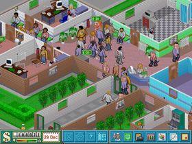 Theme Hospital.