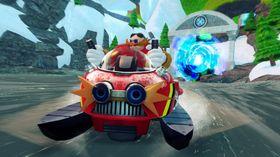 Dr. Eggman kan endelig slå Sonic.