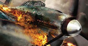 Flykamp over Stalingrad