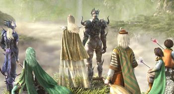 Final Fantasy IV til mobil