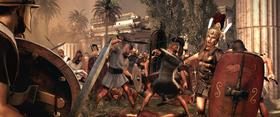 Bilder fra Total War: Rome II.