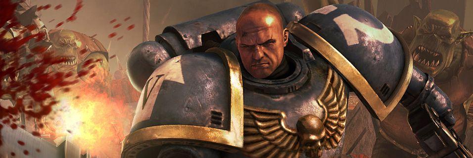 SNIKTITT: Warhammer 40,000: Space Marine