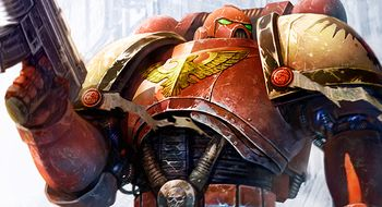 Test: Warhammer 40, 000: Space Marine
