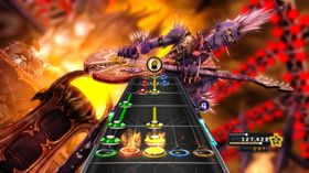 Guitar Hero: Warriors of Rock er seriens siste hele oppfølger så langt.
