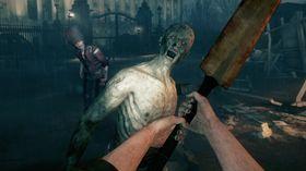 Glade zombiedagar i ZombiU.
