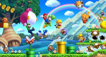 Test: New Super Mario Bros. U