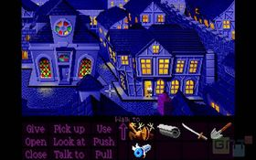 The Secret of Monkey Island.
