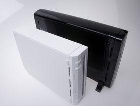 Wii U sammen med Nintendo Wii (Foto: Audun Rodem / Gamer.no)