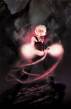 Den nye magikeren Neera.