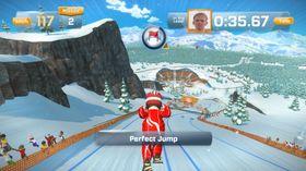 Ski Race.