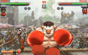 Beast Boxing.