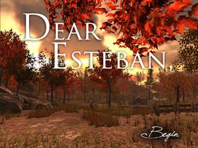 Dear Esteban.