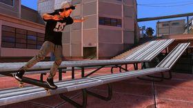 Tony Hawk Pro Skater HD.